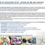 Projet d'intervention Art Plastique